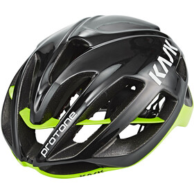 Kask Protone Casco, black/green